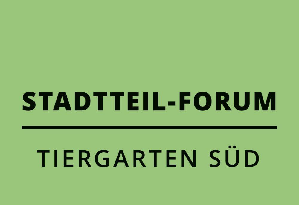 Stadtteil-Forum Tiergarten Süd