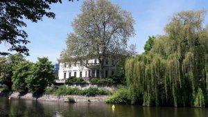 Villa von der Heydt am Landwehrkanal - Foto: Michael Klinnert