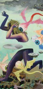 The Blood Countess, Hortensia Mi Kafchin (C) The Artist Galerie Judin Berlin